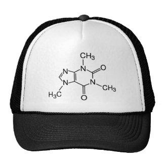 Caffeine Molecule Hat