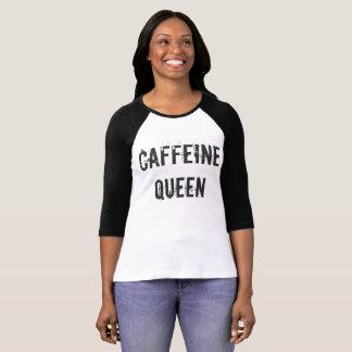 Caffeine Queen Graphic Tee