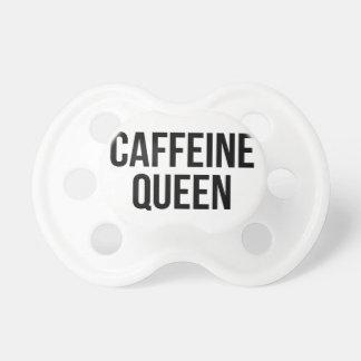 Caffeine Queen Pacifier