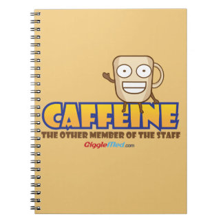 Caffeine, The Other Member of the Staff Notebooks