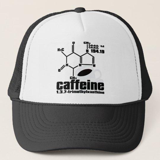 Caffeine Trucker Hat