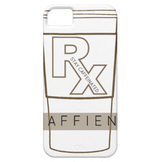 Caffiend iPhone 5 Cover