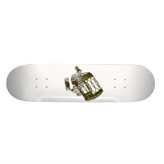 Caged Heart Skate Boards