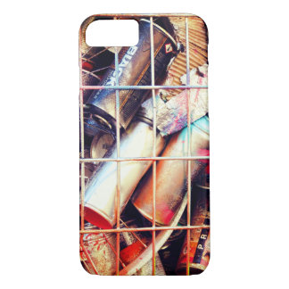 Caged Street Art Spray Cans Case-Mate iPhone Case