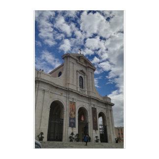 Cagliari,sardinia,italy Acrylic Print