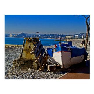 Cagnes-sur-mer Postcard