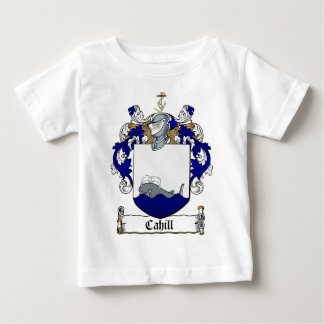 CAHILL FAMILY CREST -  CAHILL COAT OF ARMS BABY T-Shirt