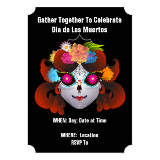 Caída del Florista DOD Party Invitations