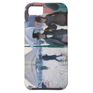 Caillebotte Paris Street Rainy Day iPhone 5 Cases