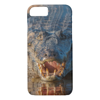 Caiman shows its teeth, Brazil iPhone 8/7 Case