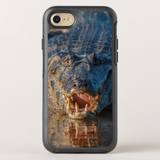 Caiman shows its teeth, Brazil OtterBox Symmetry iPhone 8/7 Case