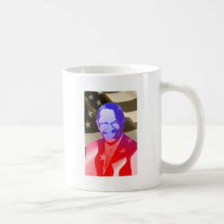Cain-Herman Classic White Coffee Mug