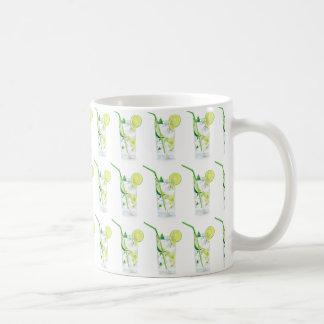 Caipi Lime Cocktail Coffee Mug