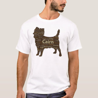 Cairn (Brown) T-Shirt