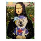 Cairn (SIR) - Mona Lisa Postcard