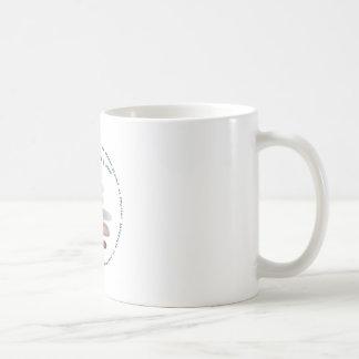 Cairn stacked stone coffee mug