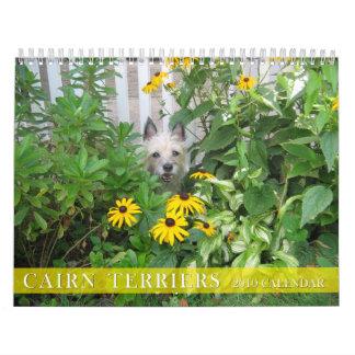 Cairn Terrier 2010 Calendar