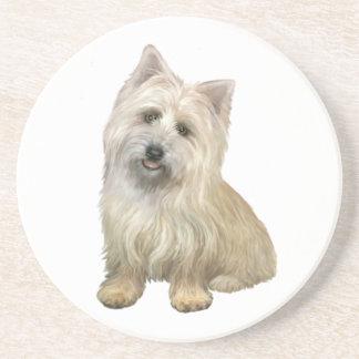 Cairn Terrier (4b) Coaster