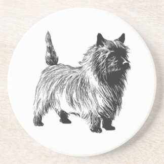 Cairn Terrier Dog Coaster
