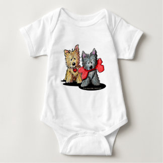 Cairn Terrier Duo Infant T-shirt