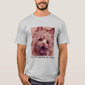 Cairn Terrier Men's Tshirt