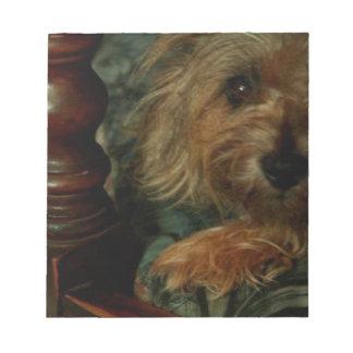 Cairn Terrier Notepad
