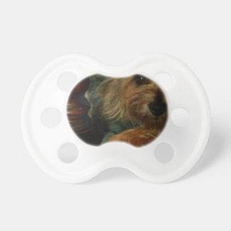 Cairn Terrier Pacifier