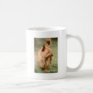Cairn Terrier - Painting Coffee Mug