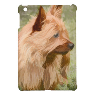 Cairn Terrier - Painting iPad Mini Cover