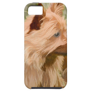 Cairn Terrier - Painting iPhone 5 Case