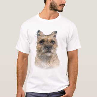 Cairn Terrier Portrait T-Shirt