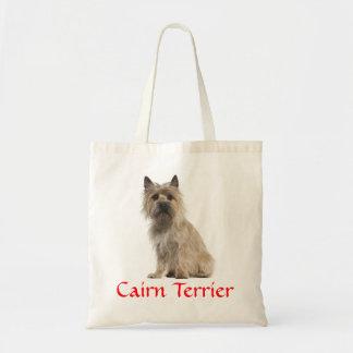 Cairn Terrier Puppy Dog Beach Tote Bag