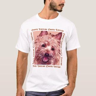 """Cairn Terrier T-Shirt """"Chubba"""""""