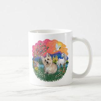 Cairn Terrier (wheaten 3) Coffee Mug