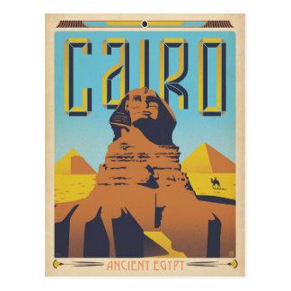 Cairo, Egypt Postcard