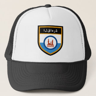 Cairo Flag Trucker Hat