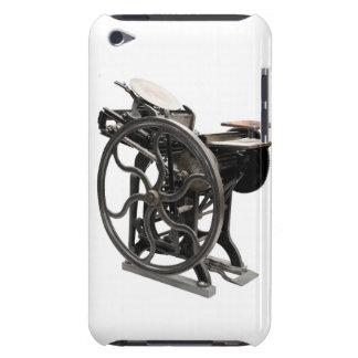 caisse 1888 d'iPod de machine d'impression typogra Coques iPod Case-Mate