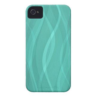 Caisse abstraite des eaux chaudes et humides iphon coques iPhone 4
