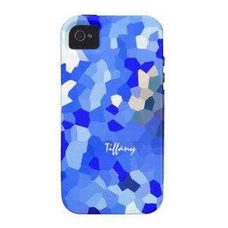 Caisse bleue de l'iphone 4 de Tiffany Coques Vibe iPhone 4