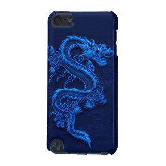 Caisse bleue d'IPod de dragon Coque iPod Touch 5G
