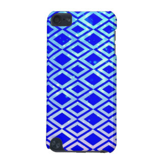 Caisse (bleue) du contact 5g d'iPod de conception Coque iPod Touch 5G