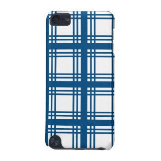 Caisse bleue ene ivoire de contact d iPod de tar