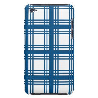 Caisse bleue ene ivoire de contact d iPod de tar Étuis Barely There iPod