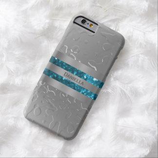 Caisse bleue personnalisée d'équilibre de sembler coque iPhone 6 barely there