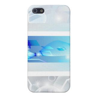 Caisse brillante sérieuse de point coques iPhone 5