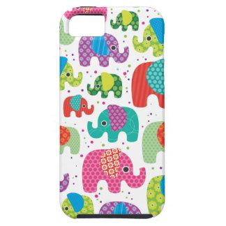 Caisse colorée de l'iphone 5 de motif d'enfants d' coques Case-Mate iPhone 5