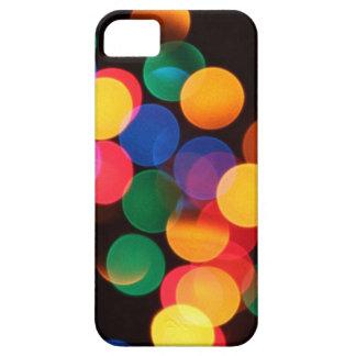 Caisse colorée des lumières iPhone5 Étui iPhone 5