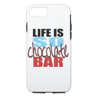caisse de barre de chocolat de l'iPhone 7 ! Coque iPhone 7