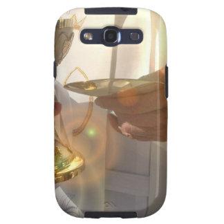 Caisse de galaxie de Samsung - customisée Étuis Galaxy S3