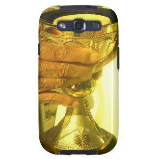 Caisse de galaxie de Samsung de calice Coque Samsung Galaxy S3
